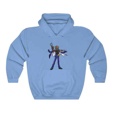 Yugioh You Wanna Duel Hoodie