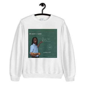 Math Wiz Khalifa Sweatshirt