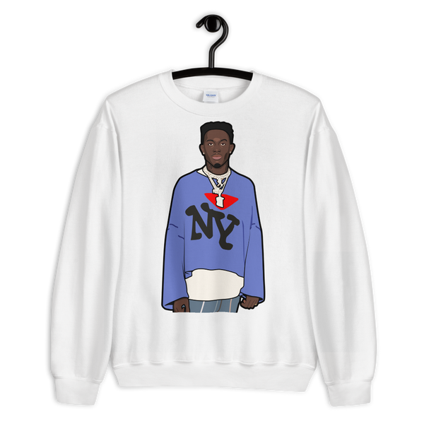 Playboi Carti NY Sweatshirt