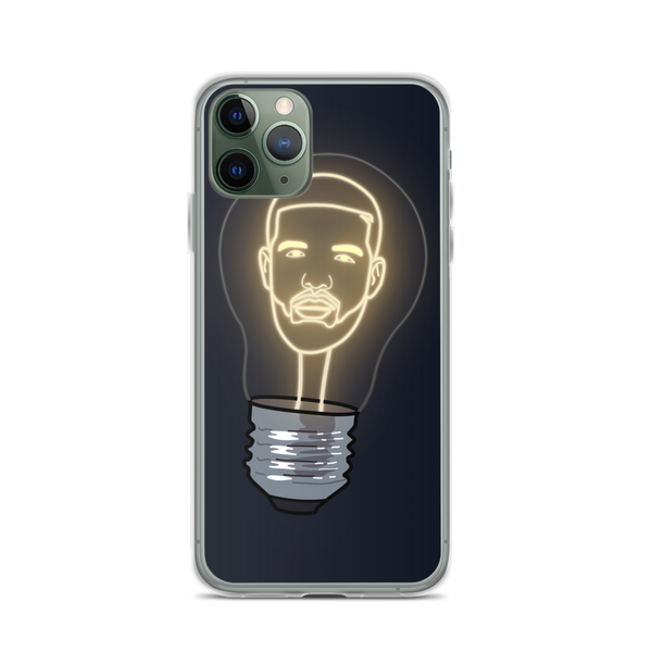 Drake Like a Light iPhone Case