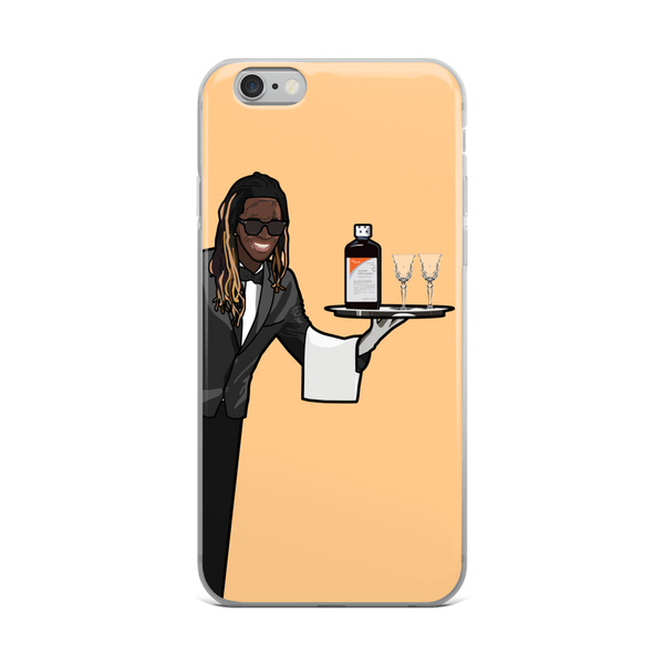 Young Thug Catering Actavis iPhone Case