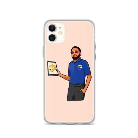 Nav Best Buy iPhone Case