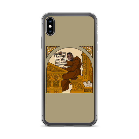 Kanye West Pig Latin iPhone Case