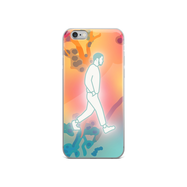 Kid Cudi Keep Moving Forward iPhone Case