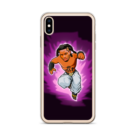Majin Curry iPhone Case