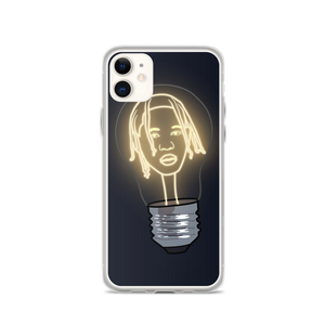Travis Scott Like a Light iPhone Case