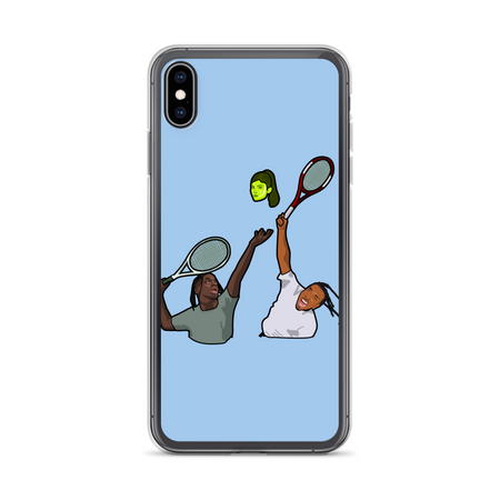 Kylie Tennis iPhone Case