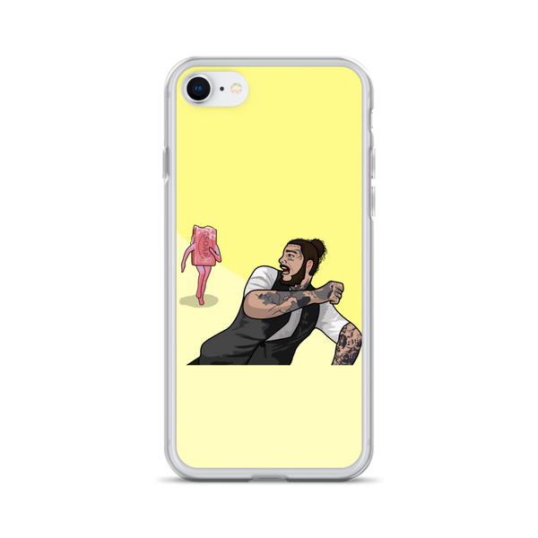 Post Malone's Worst Nightmare iPhone Case