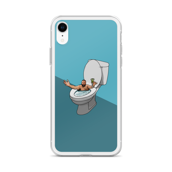 DJ Khaled Number Two iPhone Case