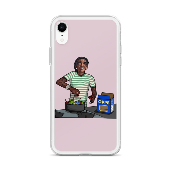 Young Thug Cook the Opps iPhone Case