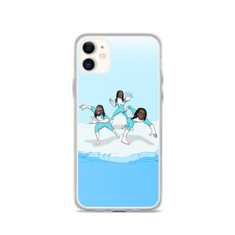 The Ice Migos iPhone Case