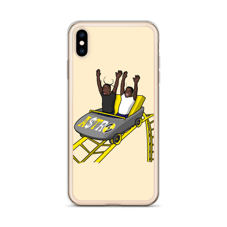 Travis Scott A$AP Rocky Collab iPhone Case