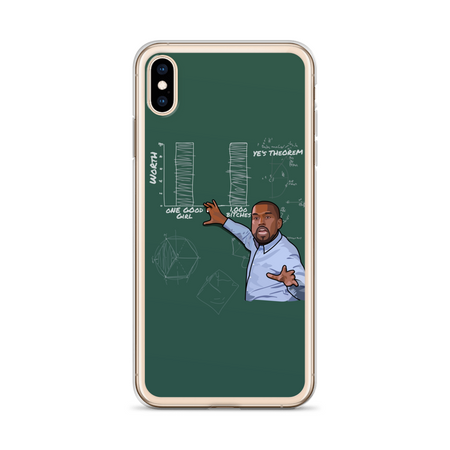 Ye's Theorem iPhone Case