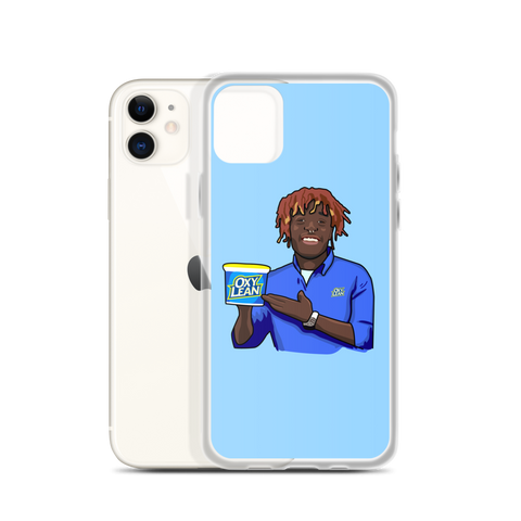 Lil Uzi Start Moving Soap iPhone Case
