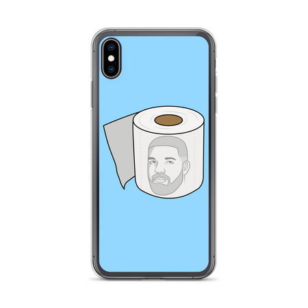 Drake On a Roll Like Cottonelle iPhone Case