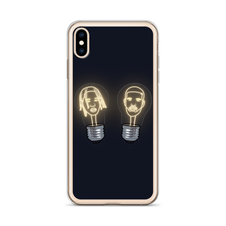 Like a Light iPhone Case