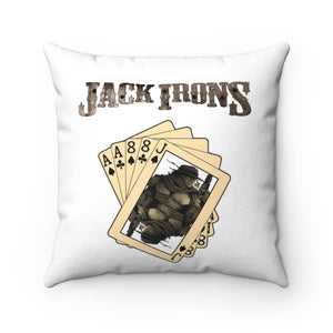 Double Sided Shot of Jack Pillow