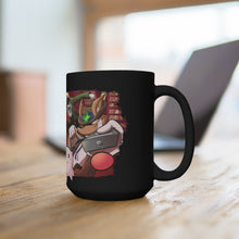 Load image into Gallery viewer, 15oz Kactus Coyote Manga Mug