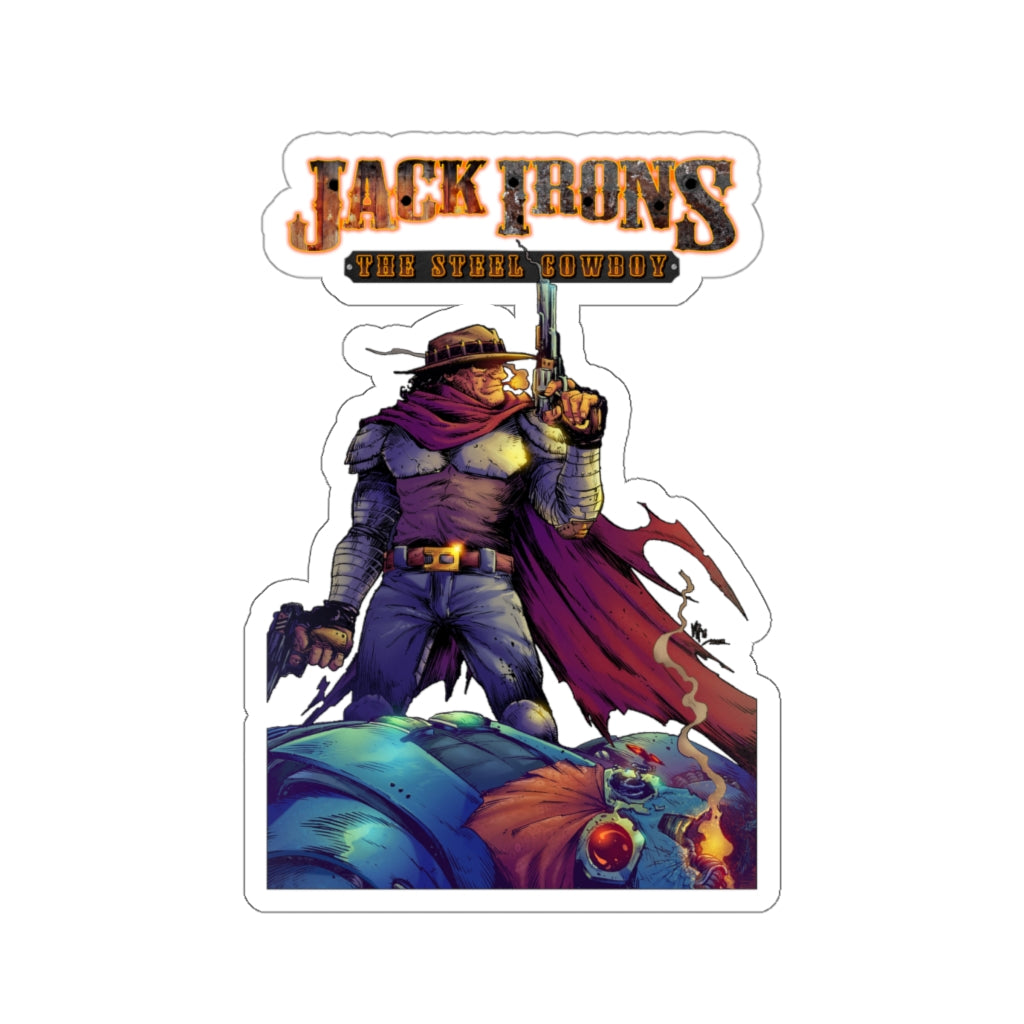 Jack Irons Sticker
