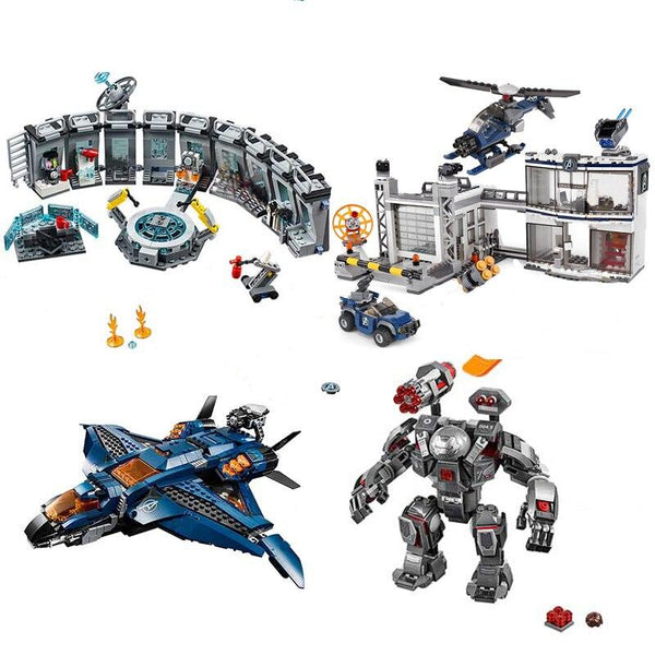 trendweekly.com:Endgame Figures Building Blocks Bricks Toy Gifts