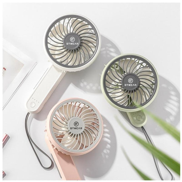 trendweekly.com:Small USB Fan Convenient Air Cooler Gadgets