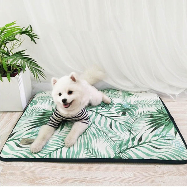 trendweekly.com:Summer Ice Silk Pet Dog Cooling Mat,[vairant_title]