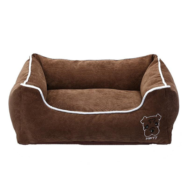 trendweekly.com:All Seasons Puppy Dog House Pet Bed,[vairant_title]