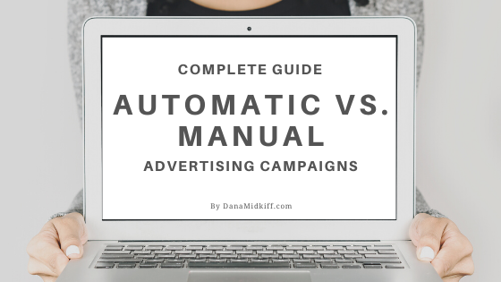 The Difference Between Automatic and Manual Advertising Campaigns