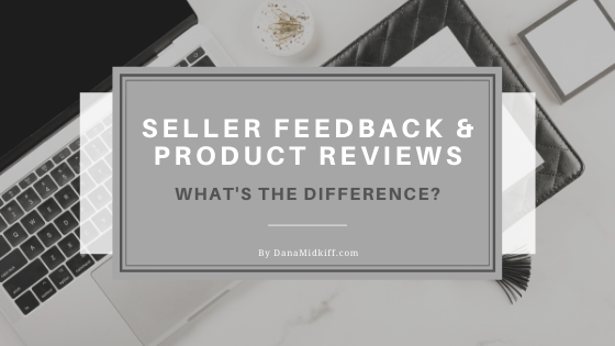 Amazon Handmade - Seller Feedback and Product Reviews. What is the Difference?