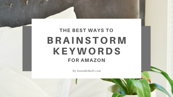 Keyword Research for Amazon Handmade