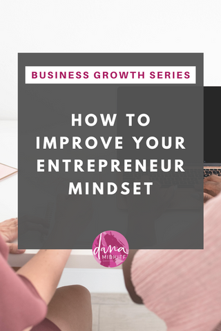 How to Improve Your Entrepreneur Mindset as a Handmade Seller