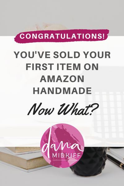 How to Sell on Amazon Handmade