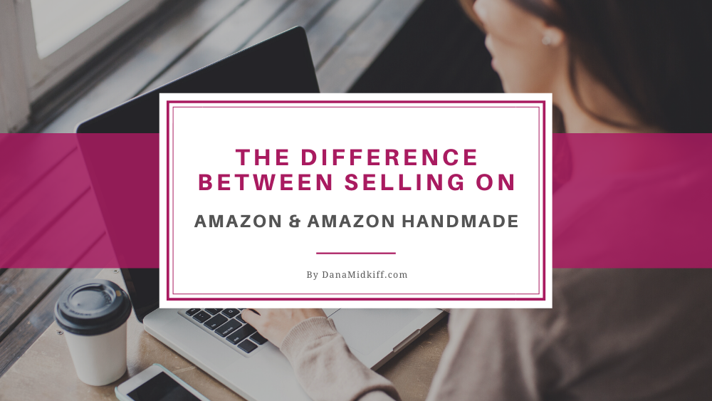 The Difference Between Amazon and Amazon Handmade