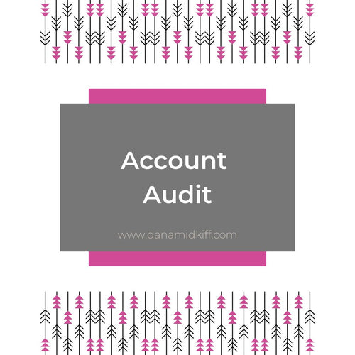 Amazon Account Audit