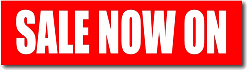 NF Additives Sale Now On