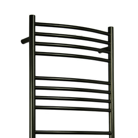 Amba Electric Wall Mount Jeeves C Curved Towel Warmers Oil Rubbed Bronze
