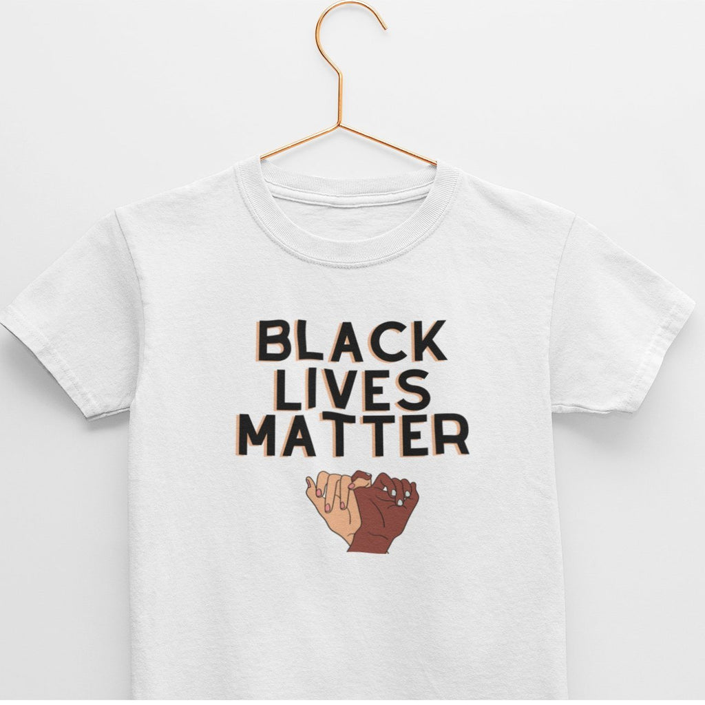 BLM youth tee. norm.