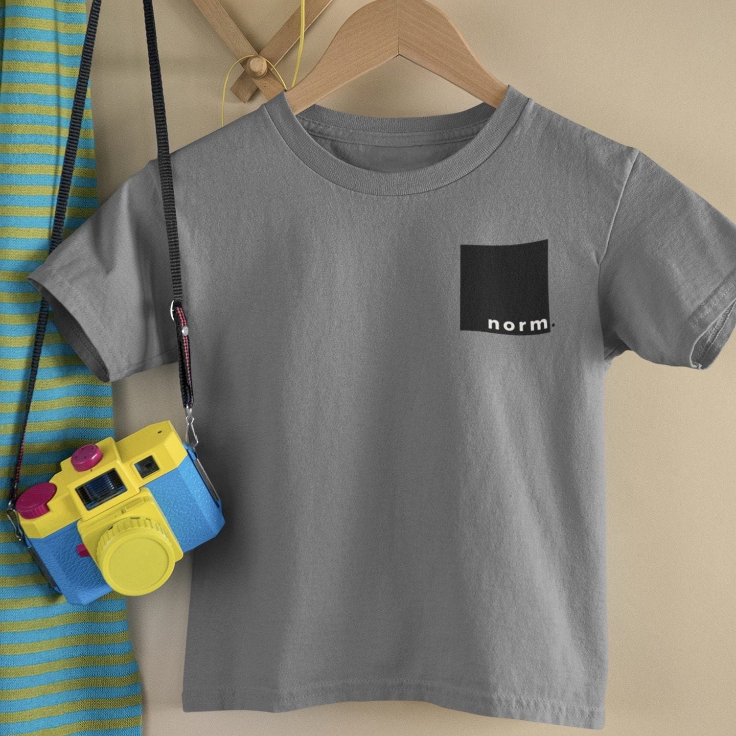 Matthew toddler tee. norm. 2t