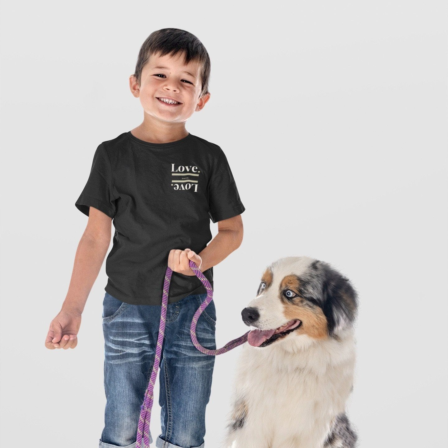 Sawyer toddler tee. norm.