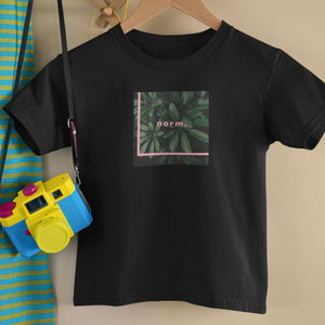 Tyler toddler tee. norm. Black 2T
