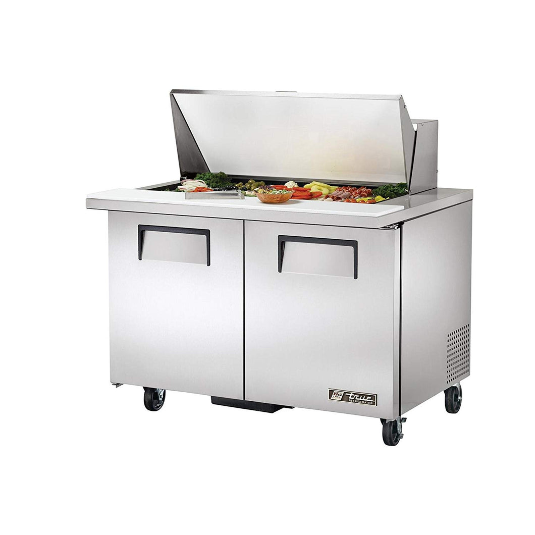 True TSSU-48-18 Sandwich/Salad Prep Table w/ Refrigerated Base