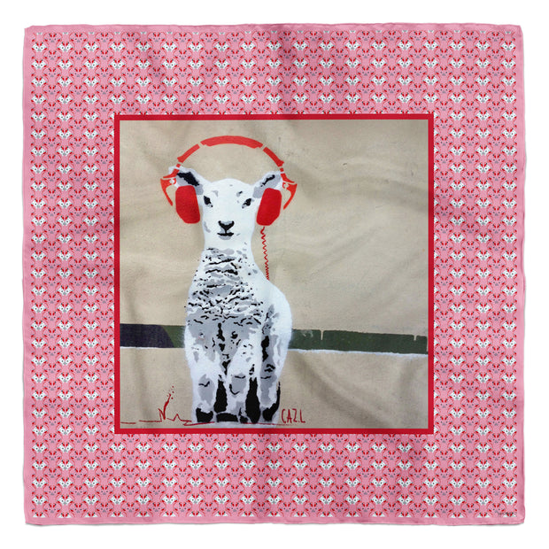 silk-scarf-mocomoco-berlin-street-art-berlin-cazl-sheep-lulu-listen-music-90x90cm-1
