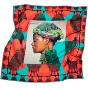 silk-scarf-mocomoco-berlin-street-art-motif-buenos-aires-artist-mabel-vicentef-woman-with-river-and-forrest-red-green-140x140cm-1