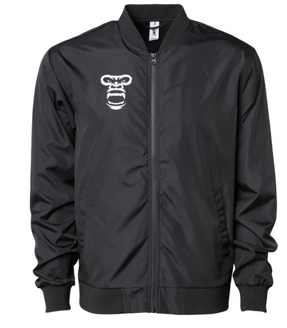 Lightweight Bomber Jacket (BLACK)
