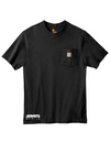 Carhartt® Workwear Pocket Short Sleeve T-Shirt (Black)