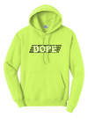DOPE IN SHADOW (NEON YELLOW)