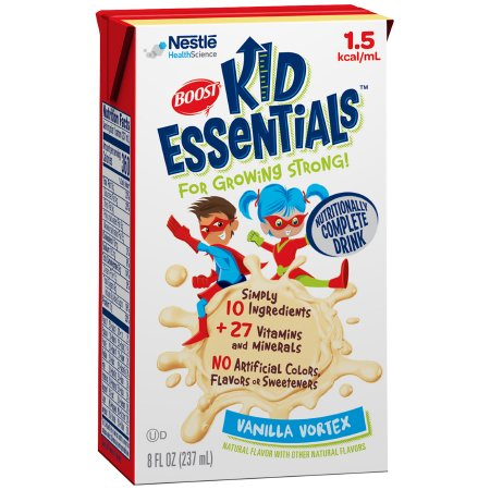 Nestle Kid essentials Tube feed