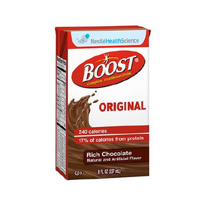 Boost oral feed