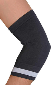 Sport Compression Elbow Sleeve - Relieve Tennis Elbow, Lightweight Elbow Brace