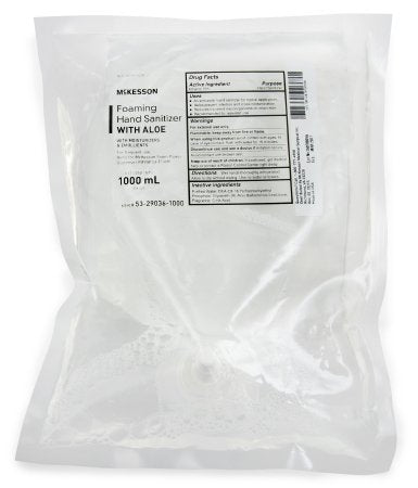 Refill Bag Sanitizer